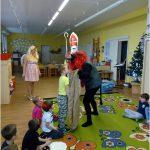 Mikuláš v MŠ - předškoláci